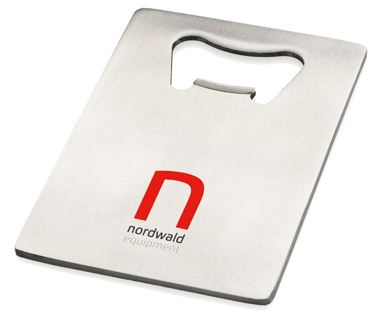 stainless steel credit card bottle opener - Credit Card Bottle Opener