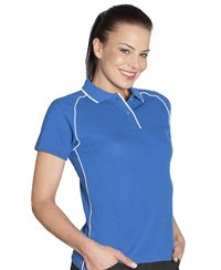 JB's Ladies Raglan Polo Shirt - Clearance