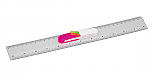 30cm Ruler with Flags