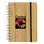 Bamboo Eco Notebook - Clearance