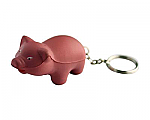 Stress Pig Keyring - Free One Colour Print until the 22/10/18