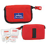 First Aid Travel Kit - 13 Pieces
