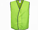 Hi-Vis Safety Vest - Free Digital Transfer & Set-up until 11/10/17