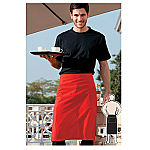 Polyester Drill Three Quarter Apron - No Pocket