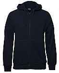COC Adults Full Zip Fleecy Hoodie