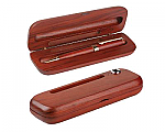 Brown Wood Case
