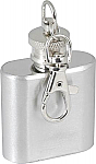 1oz Hip Flask Keyring