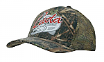 True Timber Camouflage Cap with Camo Mesh Back