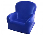 Anti Stress Chair - Blue - Free One Colour Print until the 22/10/18