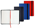 Notebook with Elastic Band - On Sale until 9/12/16