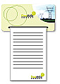 Fridge Magnet - To Do List - 70x 140mm