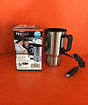 Stainless Steel Travel Mugs with Car Charger
