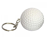 Golf Ball Keyring - Free 1 Colour Print until the 22/10/18