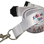 Sublimated Heat Transfer Lanyard - 15mm