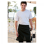 Cotton Drill Half Apron - With Pocket