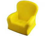 Anti Stress Chair - Yellow - Free One Colour Print until the 22/10/18