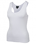 COC Ladies Athletic Singlet - Black or White