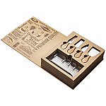 Lanark Cheese Knife DisplaySet