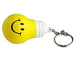 Light Bulb Keyring - Free One Colour Print until the 22/10/18